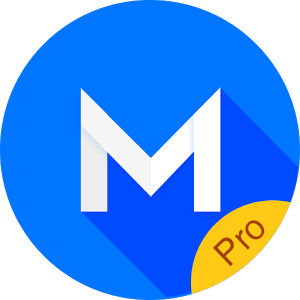 M Launcher Pro-Marshmallow 6.0 M icon