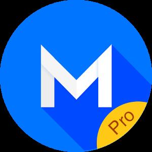دانلود M Launcher Pro-Marshmallow 6.0 v1.4.5 لانچر اندروید مارشمالو اندروید