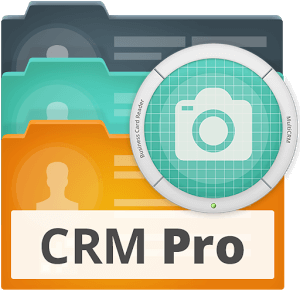 Business Card Reader - CRM Pro icon