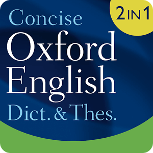 Concise Oxford English & Thes icon