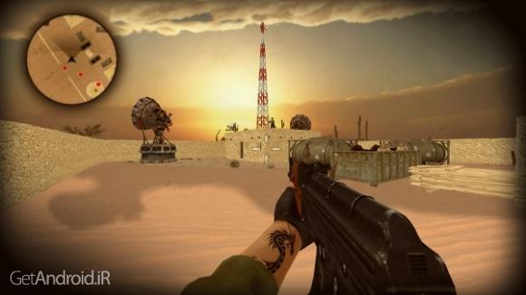 دانلود The Last Commando II 3.0 بازی آخرین تکاور 2 اندروید