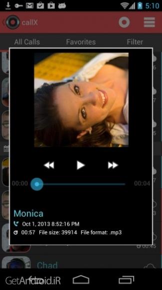 دانلود Automatic Call Recorder callX Premium v4.9 بهترین برنامه ضبط مکالمات تلفنی اتوماتیک اندروید