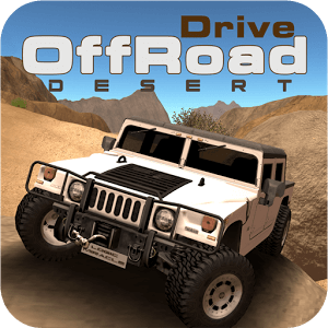 OffRoad Drive Desert icon