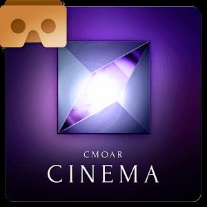 دانلود Cmoar VR Cinema PRO 4.7 نرم افزار پخش فیلم های عینک واقعیت مجازی اندروید