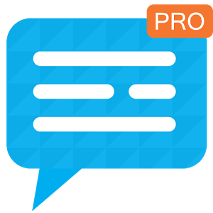 Messaging SMS Pro اندروید APK