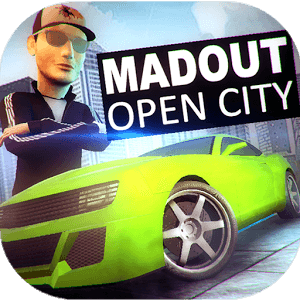 MadOut Open City اندروید APK