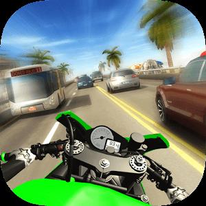 دانلود Highway Traffic Rider 1.6.10 بازی موتور سواری در بزرگراه پرترافیک اندروید