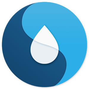 Water Balance drink healthily icon