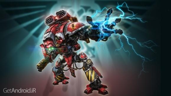 دانلود Warhammer 40,000: Freeblade 5.2.0 بازی شوالیه های امپراطوری اندروید