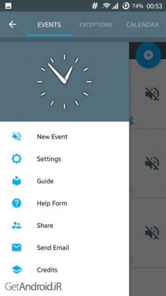 دانلود Do Not Disturb Premium 3.5.4 برنامه سایلنت کردن گوشی در جلسات اندروید