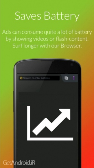 دانلود Free Adblocker Browser 54.0.2016122971 مرورگر حذف تبلیغات اینترنتی در گوشی اندروید