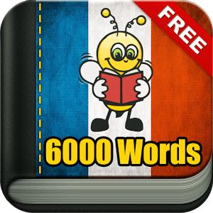 Learn French 6,000 Words icon