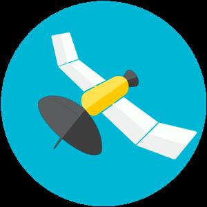 GPS info (plus GLONASS)