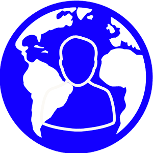 Contact Earth icon