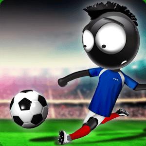 دانلود Stickman Soccer 2016 1.3.3 بازی ورزشی فوتبال آدمک ها 2016 اندروید