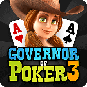 Governor of Poker 3 - Free icon