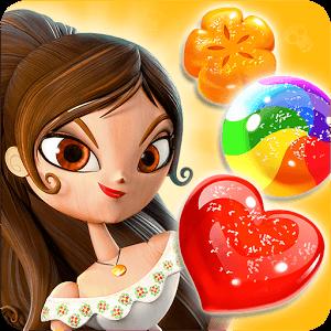دانلود Sugar Smash 3.54.107.807120645 بازی سر و صدای آب نبات ها اندروید