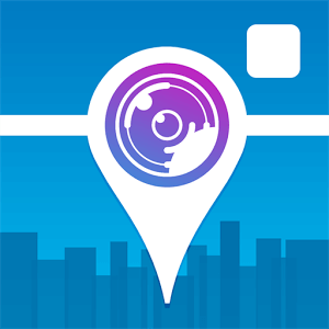 SnapFindr - City Photo Guide icon