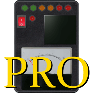 Ultimate EMF Detector Pro icon