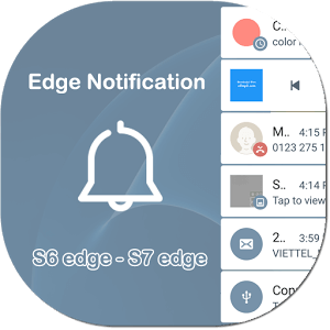 Notification Panel for S7 Edge icon