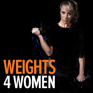 Chloe Madeley Weights 4 Women icon