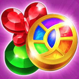 دانلود Genies & Gems 62.23.111.08141911 بازی جواهرات همرنگ برای اندروید