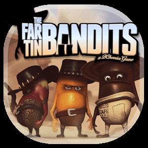 دانلود Far Tin Bandits 1.2 بازی قوطی راهزنان اندروید