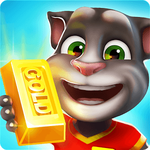 Talking Tom Gold Run اندروید APK