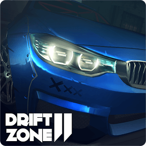 دانلود Drift Zone 2 v1.08 بازی اتومبیل رانی دریفت زون 2 اندروید