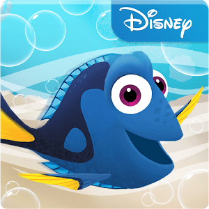 Finding Dory: Keep Swimming icon
