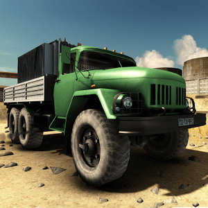 Truck Driver Crazy Road 2 icon
