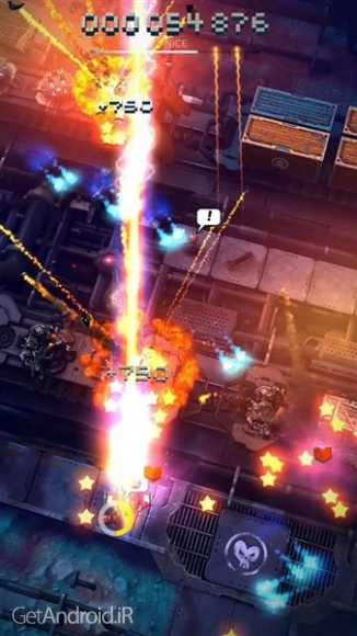 دانلود اسکای فورس Sky Force Reloaded 1.70 بازی هواپیمای جنگی جدید اندروید