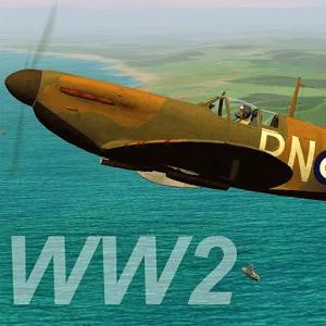 دانلود WW2: Wings Of Duty 3.2.1 بازی شبیه سازی جنگ جهانی 2 اندروید
