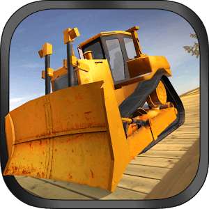 Bulldozer Drive 3D Hill Mania icon