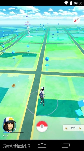 دانلود پوکمون گو Pokémon GO v0.211.0 بازی واقعیت مجازی اندروید