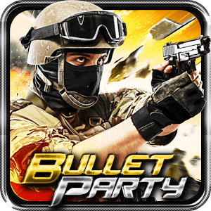 Bullet Party Counter CS Strike icon
