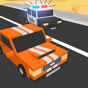 دانلود Nitro Dash 1.64 بازی تعقیب و گریز پلیسی برای اندروید