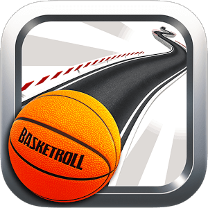 BasketRoll 3D: Rolling Ball icon