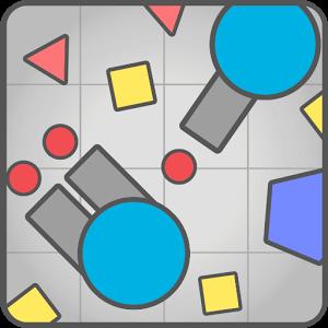 دانلود دیپ یو diep.io 1.2.2 بازی اکشن آنلاین اندروید