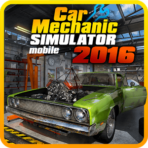 دانلود Car Mechanic Simulator 2016 v1.1.6 بازی شبیه ساز مکانیک خودرو اندروید
