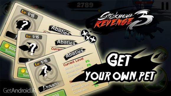 دانلود Stickman Revenge 3 v1.0.23 بازی انتقام استیکمن 3 اندروید