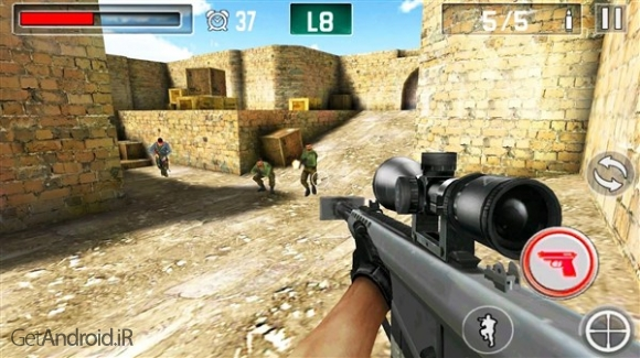 دانلود Gun Shoot War 3.3 بازی تفنگی آنلاین اندروید