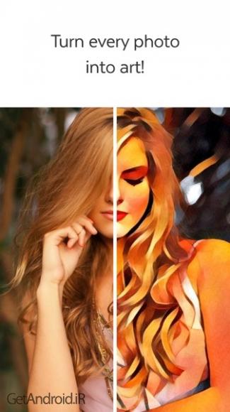 دانلود پریزما Prisma 2.7.0.251 برنامه تبدیل عکس به نقاشی رنگ روغن اندروید