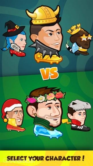 دانلود Online Head Ball 32.1 بازی فوتبال آنلاین اندروید