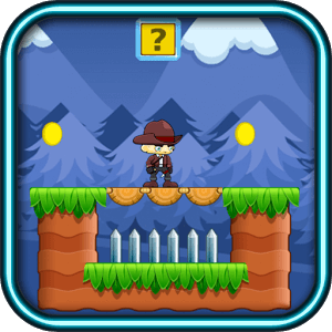 Jungle Adventure of Mario icon