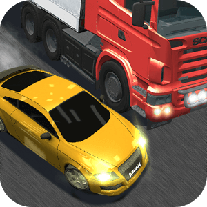 City Traffic Racer Dash icon