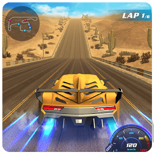 Drift car city traffic racer