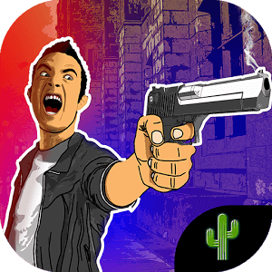 Clash of Crime Mad City War icon