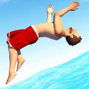 دانلود Flip Diving 2.6.7 بازی شیرجه در استخر آب اندروید