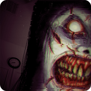 The Fear : Creepy Scream House icon
